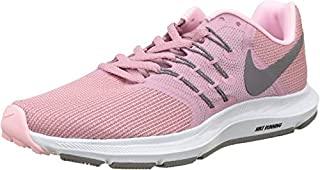 Zapatillas de color rosa deportivas para correr de mujer